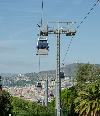 Olympic Cable Car