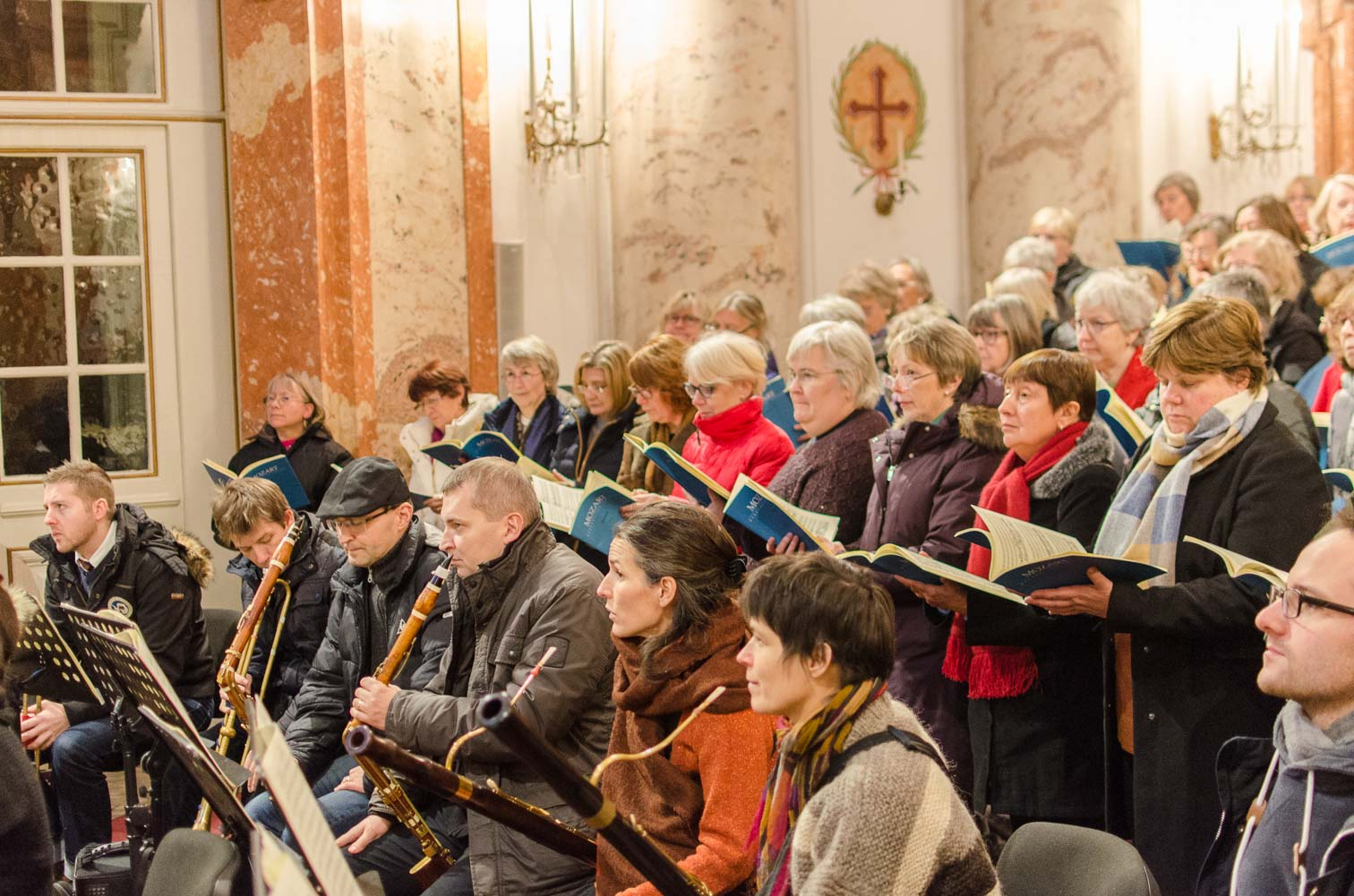 Vienna 2016 03 - Run By Singers