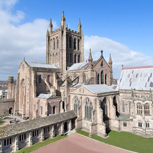 Hereford Cathedral Weekend