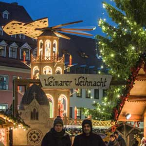 Advent in Weimar